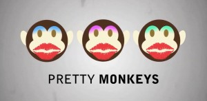 Pretty Monkeys Logo