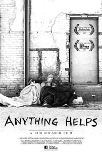 Anything Helps Poster
